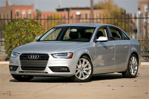 audi a4 2013 manual 2013 audi a4 overview cars