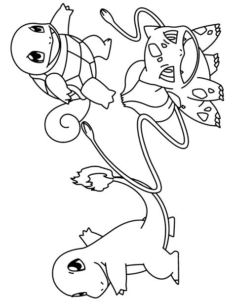 pokemon coloring pages of bulbasaur bulbasaur coloring page coloring home
