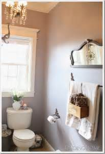 bathroom bliss by rotator rod small bathroom chic