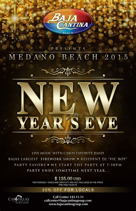 new year events san jose 2015 new year s events los cabos cabo san lucas san