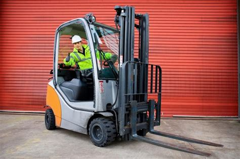 get my trained as a service osha forklift requirements to become safety compliant
