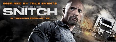 film action dwayne johnson movie review snitch 2013 nerdspan