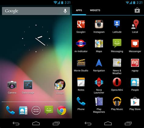 android launchers apps android how to go to the launcher where all the apps are listed stack overflow
