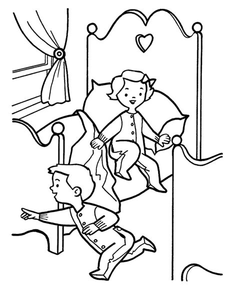 coloring page wake up morning glory coloring pages