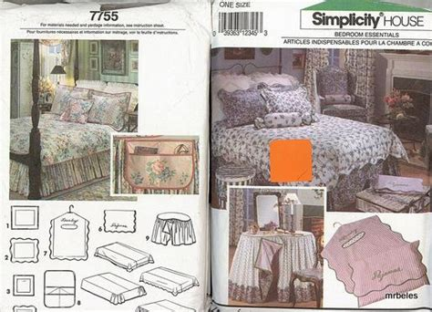 oop simplicity sewing pattern home d 233 cor for rooms you