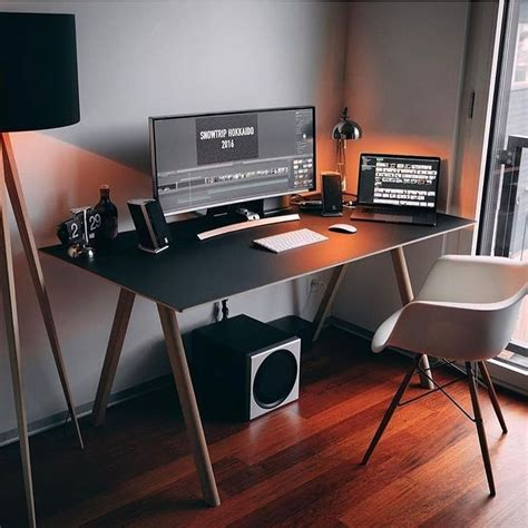 office desk setup ideas best 25 home office setup ideas on pinterest