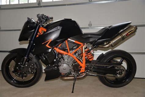 Ktm 990 Duke R Arrrggh 2008 Ktm 990 Duke R Sportbikes For Sale