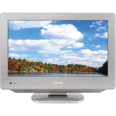 Tv Lcd Toshiba 19 toshiba 19lv612u 19 quot 720p lcd tv dvd combo 19lv612u b h
