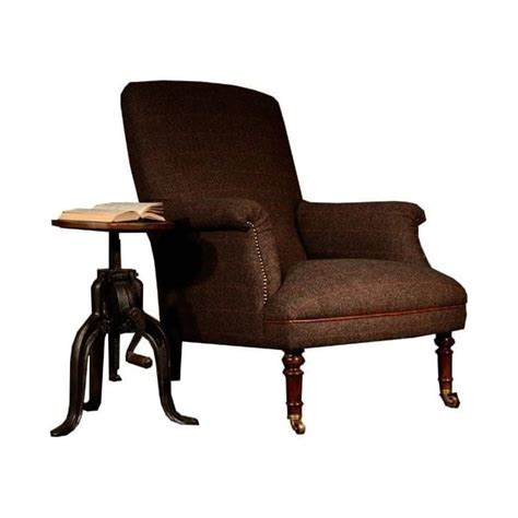 Tetrad Chairs by Tetrad Dalmore Harris Tweed Chair At Smiths The Rink