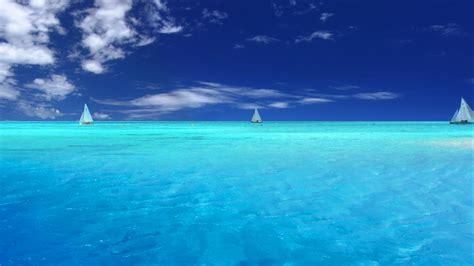 wallpaper blue ocean blue ocean desktop backgrounds