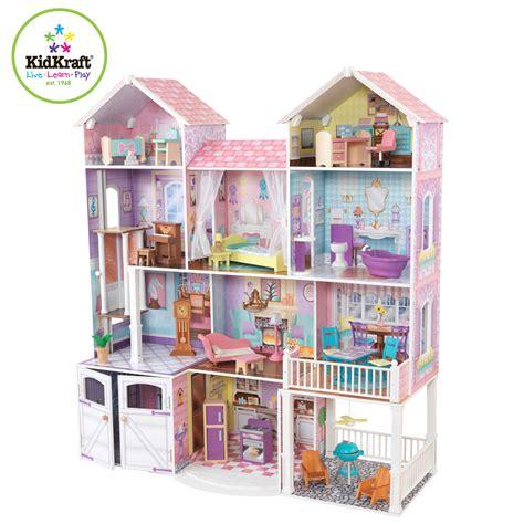kidcraft doll houses kidkraft landgut puppenhaus 65242 pirum
