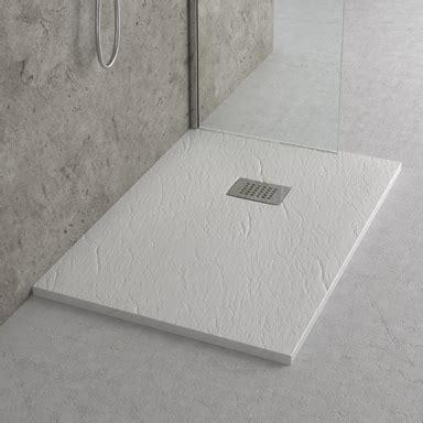piatti doccia vetroresina piatto doccia matt grandform 100x80 in 5 colori