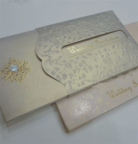 Wedding Card Gold by Gold Wedding Card And Gold