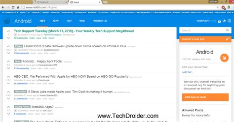 reddit android april fools day prank by reddit android apple