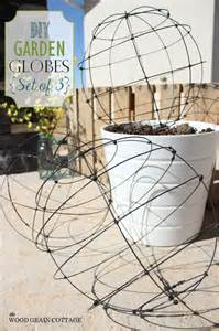 globus baumarkt garten 30 thursday diy wire garden globes set of 3 the wood