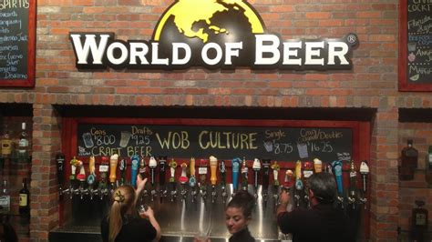 worldofbeer intern world of beer opening in downtown orlando this month