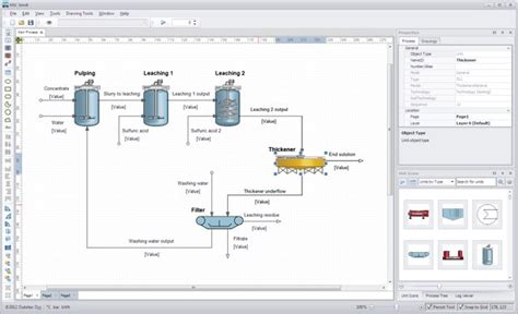 Prosimplus 1 9 Design And Simulation Of Chemical Processes hsc chemistry software for process simulation reactions equations heat and material balances