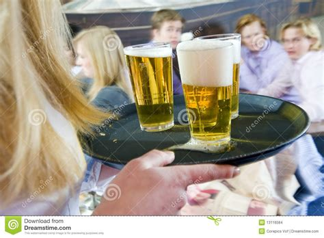 Wait Tables by Waiting Tables Stock Images Image 13116584