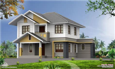 2100 square feet 5 bedroom home elevation house design plans