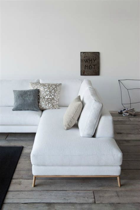 beautiful living room ideas with a white sofa