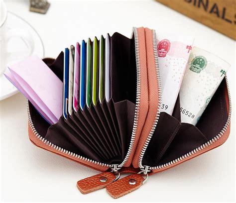 Security Wallet Credit Card Lock Dompet Kartu Lock Wallet Secure Rfid dompet kartu anti magnetik rfid black jakartanotebook