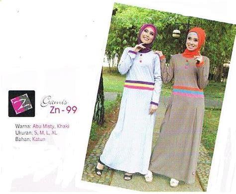 Gamis Zenita butik zenitha katalog 2013