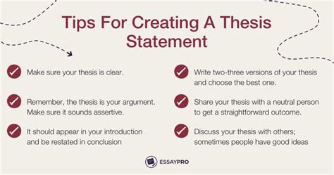 creating a thesis how to start a research paper title page essaypro
