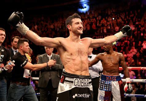 best boxer top tens britain and ireland s top ten best boxers carl