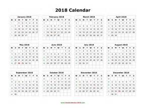 2018 acid calendar year in a box 2018 calendar printable yearly 2018 calendar blank