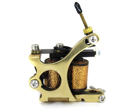 tattoo machine canada brass clash tattoo machine 8 wrap tattoo machines coil