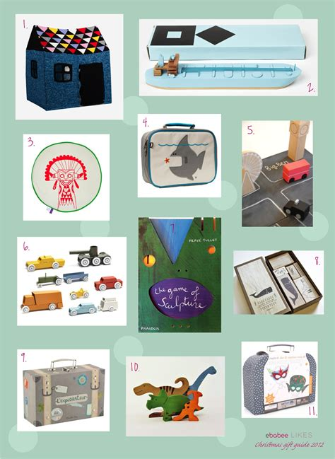 ideas for boys gifts ebabee likes 2012 gift ideas for boys