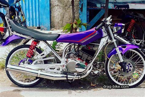 Modifikasi Rx King Drag Bike 50 foto gambar modifikasi motor rx king drag racing