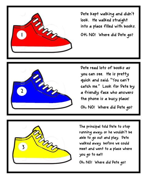 pete the cat shoe template pete the cat tour of school back to school
