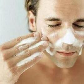 Avione Cleansing Foam Sabun Wajah Muka Berminyak Normal penjagaan kulit wajah buat lelaki