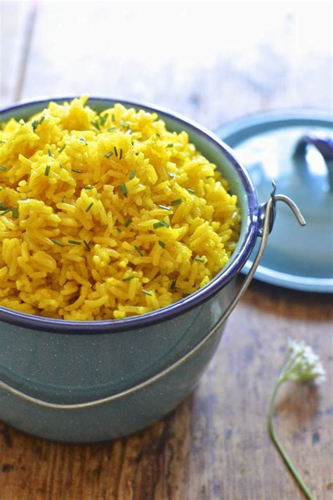 Basmati Rice Vegan Detox by Best 25 Yellow Rice Recipes Ideas On Dishes