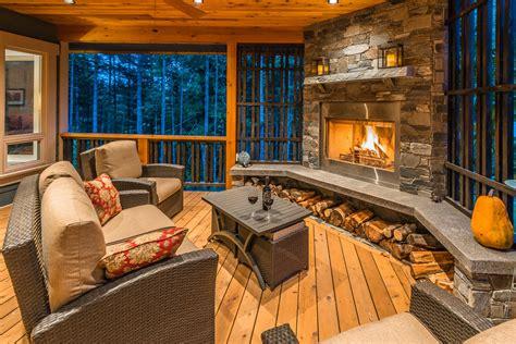 amazing rustic deck designs   enhance