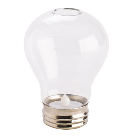 light bulb tea tea bulb led tealight candles tgi found it