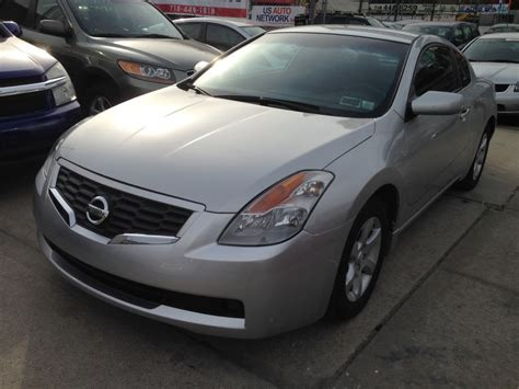used nissan altima used car for sale 2008 nissan altima coupe 10 990 00 in