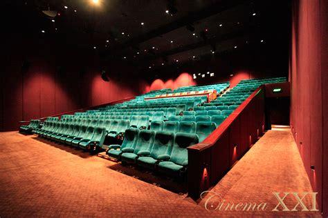 Proyektor Bioskop Xxi cinema 21 menjadi yang pertama di asia tenggara