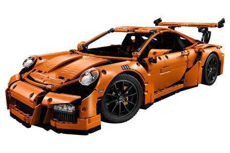 lego porsche lego technic porsche 911 gt3 rs