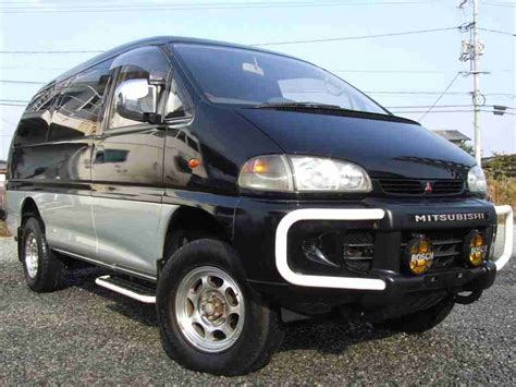 mitsubishi delica space gear mitsubishi delica space gear exceed 1994 used for sale