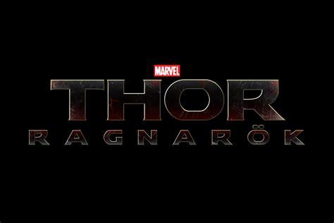 Thor World Logo 2 marvel s thor ragnarok logo v2 by mrsteiners on deviantart