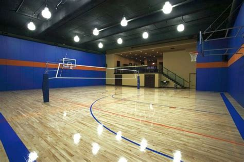basketball court bedroom 19 modern indoor home basketball courts plans and designs