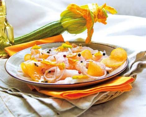 merluzzo cucina carpaccio di merluzzo con melone ricetta e cucina