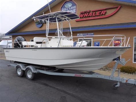 boston whaler boats michigan boston whaler boats for sale in michigan boats