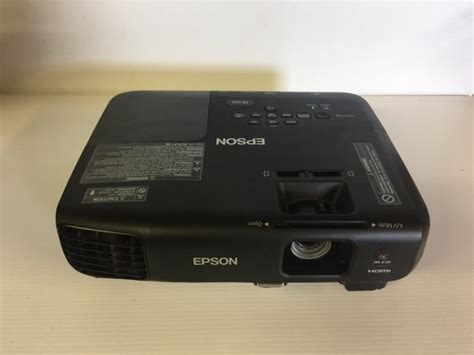 Projector Epson Hdmi epson lcd projector high definition hdmi for sale in