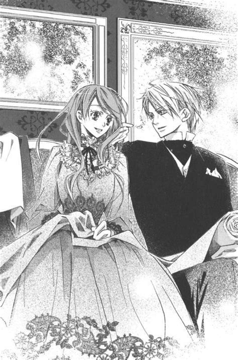 Lydia And Edgar Hakushaku To Yousei Photo 8835734 Fanpop The Earl And The Light Novel