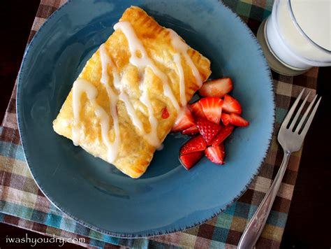 Strawberry And Cheese Toaster Strudel strawberry and cheese toaster strudels