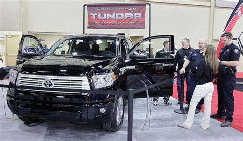 Toyota Bass Classic Toyota Brings New Tundra To Bassmaster Classic Outdoor