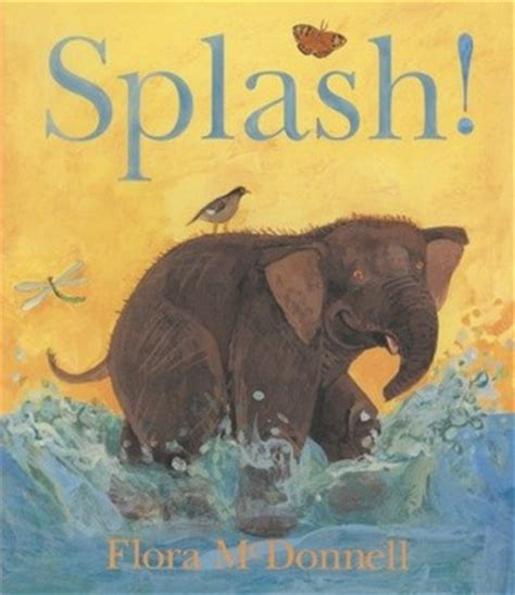 the splash of a drop classic reprint books splash by flora mcdonnell reviews discussion